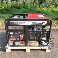 10千瓦双缸汽油发电机