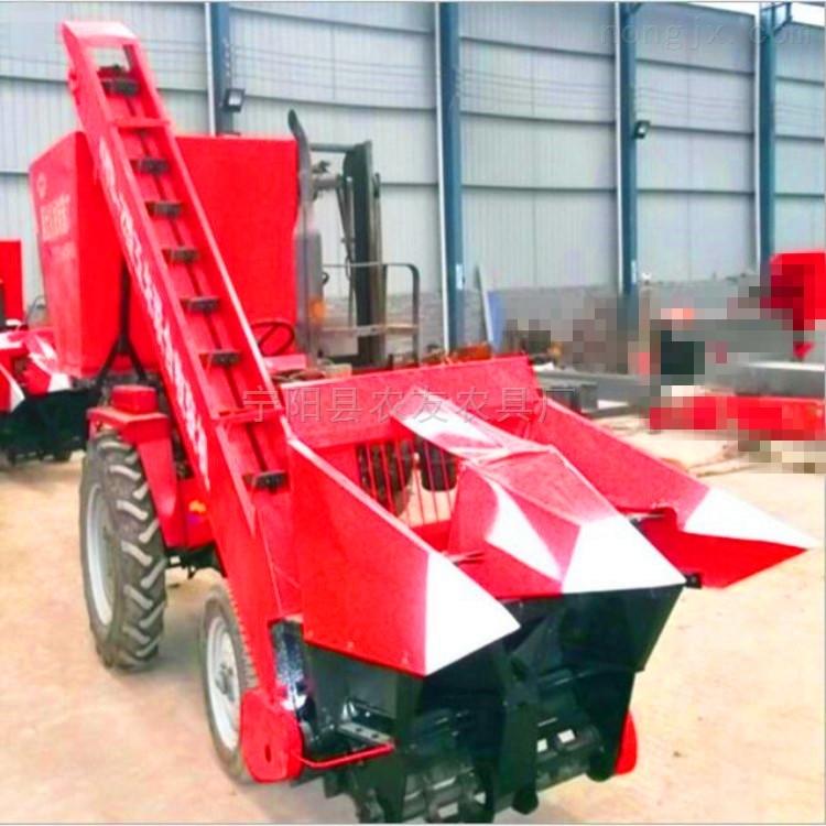 背负式玉米收获机 农用收割机
