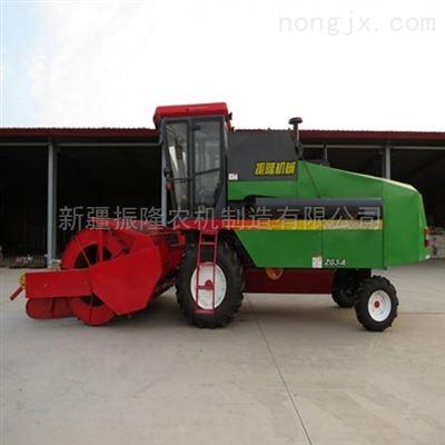 4ZZ-300型農用自走式全自動聯合收獲機