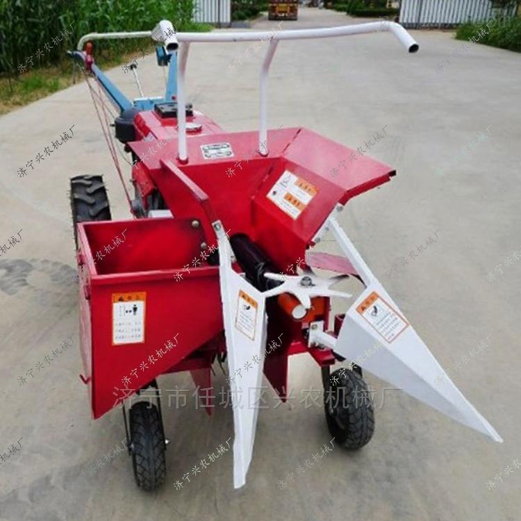 XNJX-玉米秸秆收割机 玉米小型秸秆还田机视频