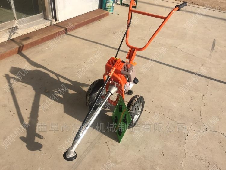 操作简单实用的割草机 多用途四冲程除草机