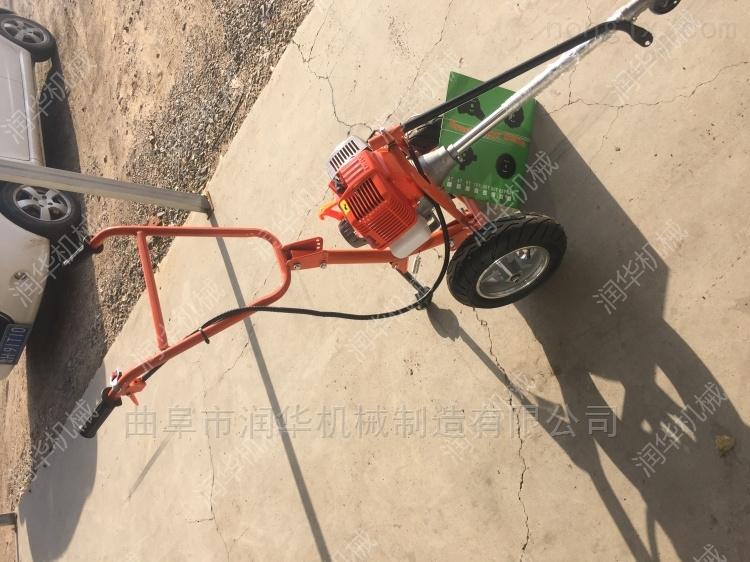 斜跨式多用途割草机 松土除草一体机价格
