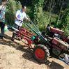 小手扶拖拉机带垄上花生收获机