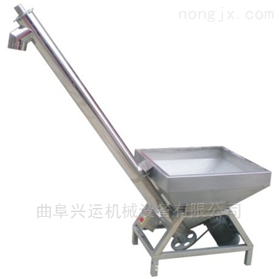 水泥螺旋输送机 干粉上料机 经济实惠