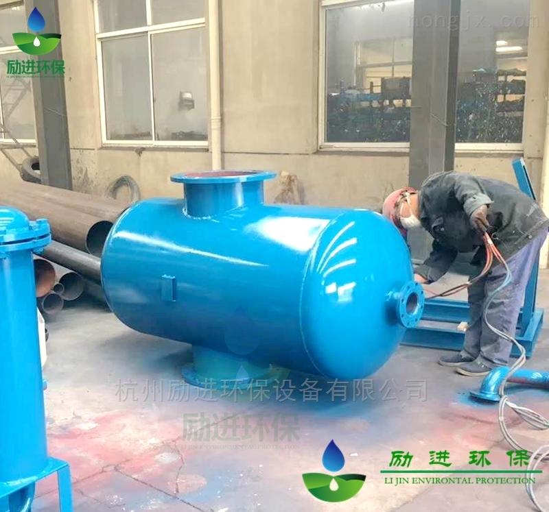 专业生产微气泡螺旋杂质分离器