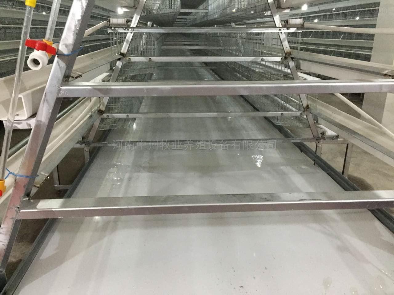 鸡笼厂 自动平带清粪机 专业清粪设备  环保高效