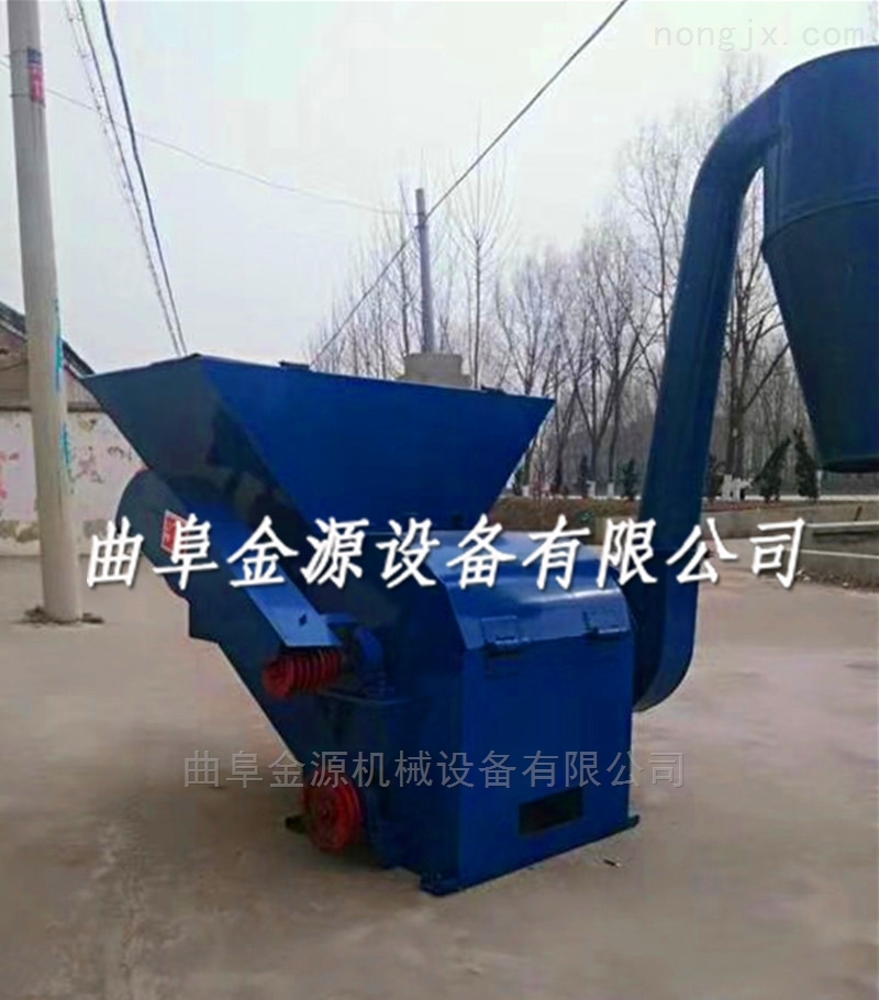 黑龍江熱銷棉稈打碎機 自動喂料粉碎機廠家
