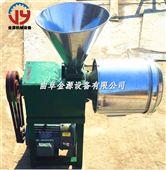 电动石磨磨面机 新型耐磨小麦磨粉机