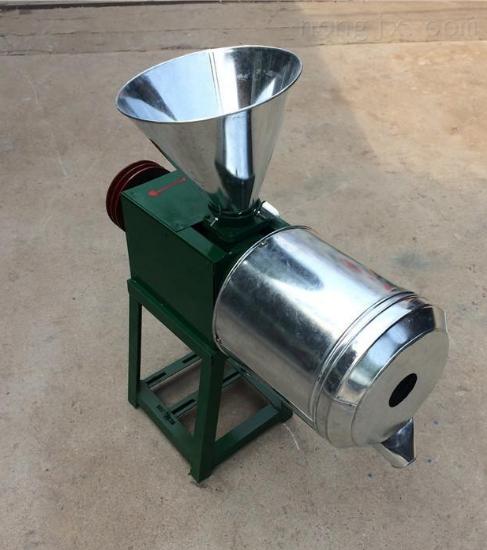 小型电动麦子磨粉机 性能稳定粉碎磨面机