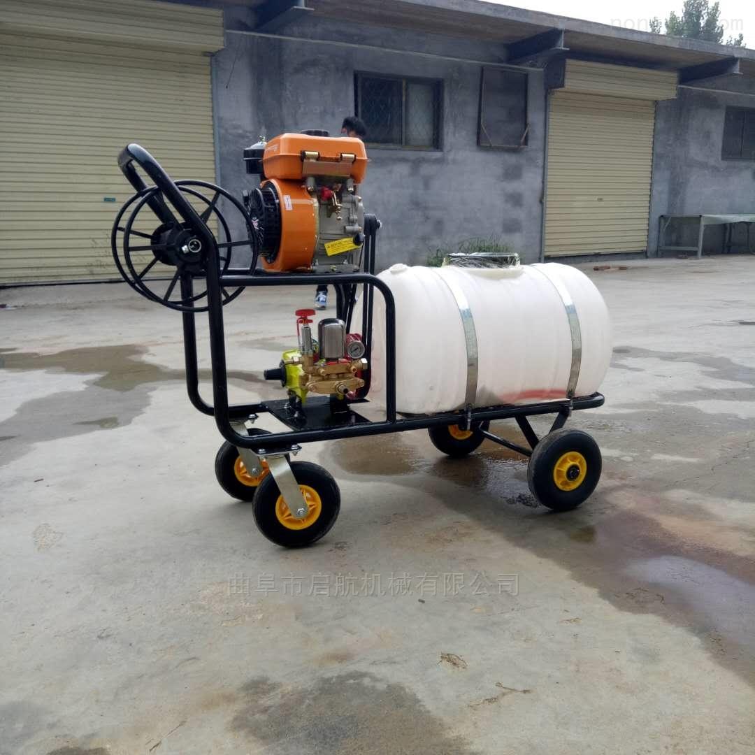 柴油打药机  自走式喷雾机 玉米地打药车