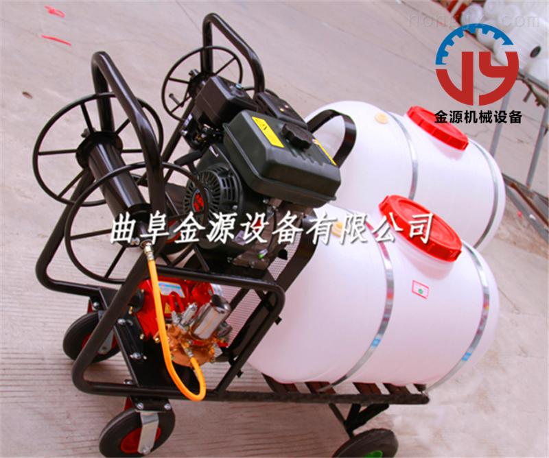柴油全自动打药机 小型行道树木喷药机