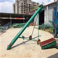 化肥水泥螺旋提升机-工地混泥土螺旋上料机