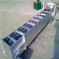 双环链刮板输送机 水泥粉双板链给料机Lj1