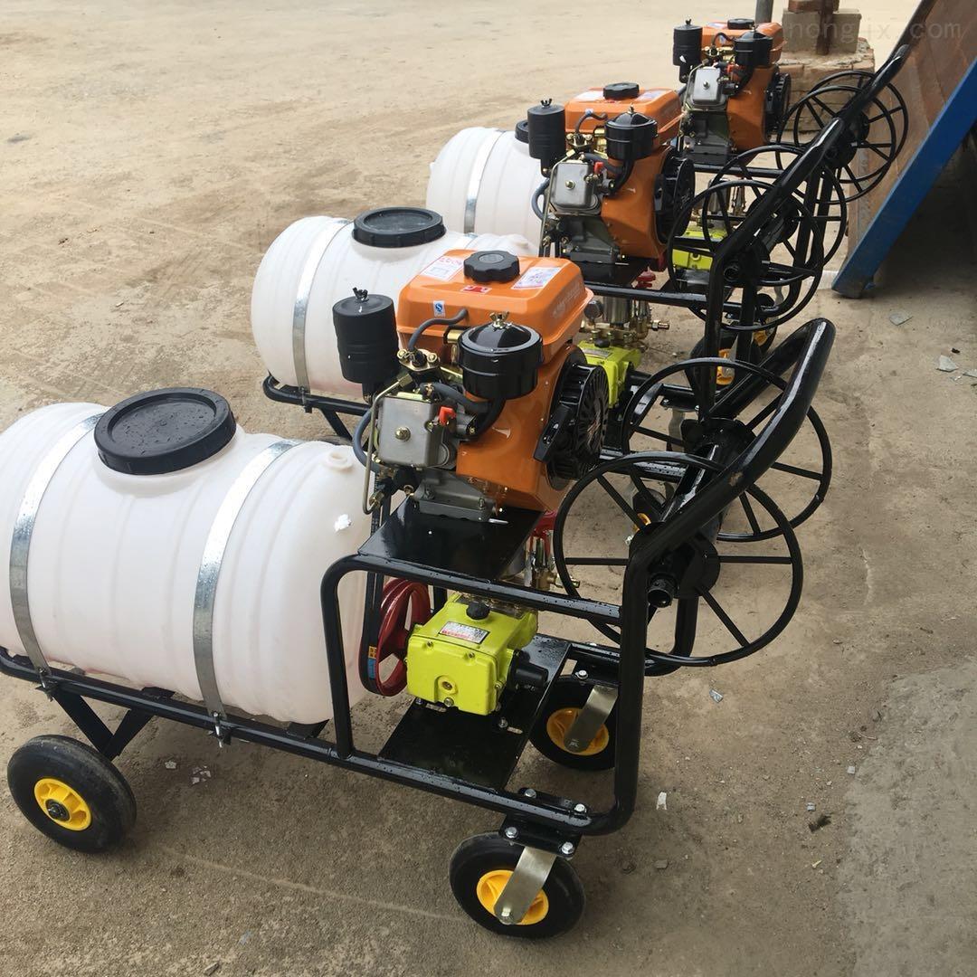 大棚殺蟲噴霧器 園林噴霧機廠家 牽引打藥機