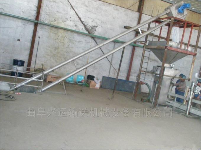 西藏耐磨自动管链输送机规格