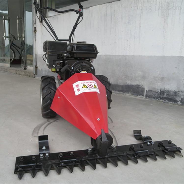 佳鑫侧挂式水稻收割机 园林机械割草机图片