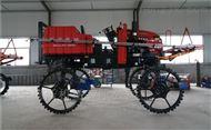 DC1200水稻专用四轮打药机