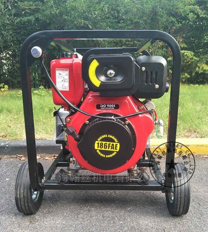 供应HANSI翰丝3寸柴油机抽水泵
