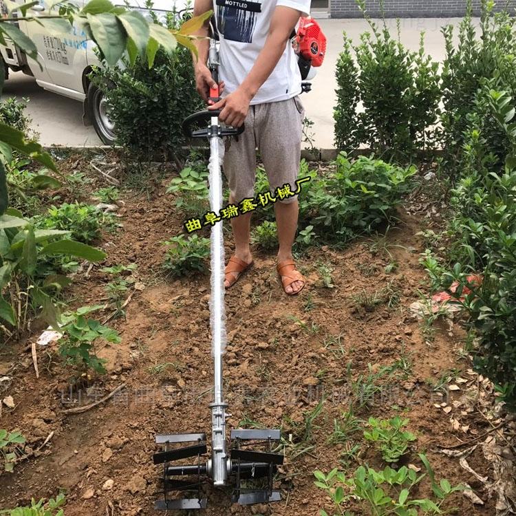 多功能農用松土機 小型果園除草除根機