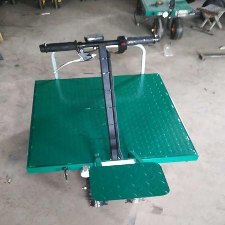 四轮平板车 小型手推车 平板搬运车