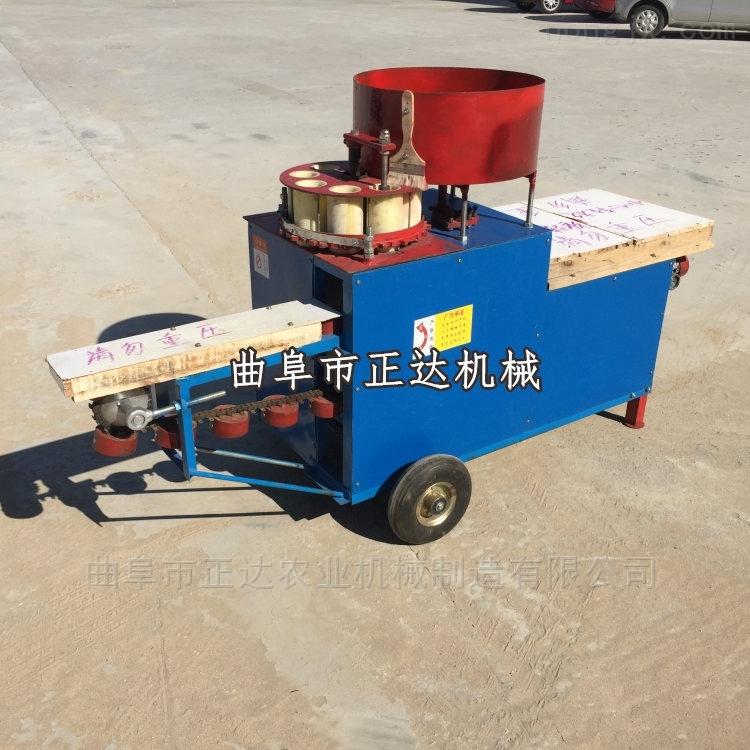 汉中营养钵育苗机 西瓜玉米制钵机