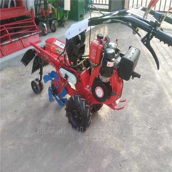 农业大棚起隆机 开沟培土机