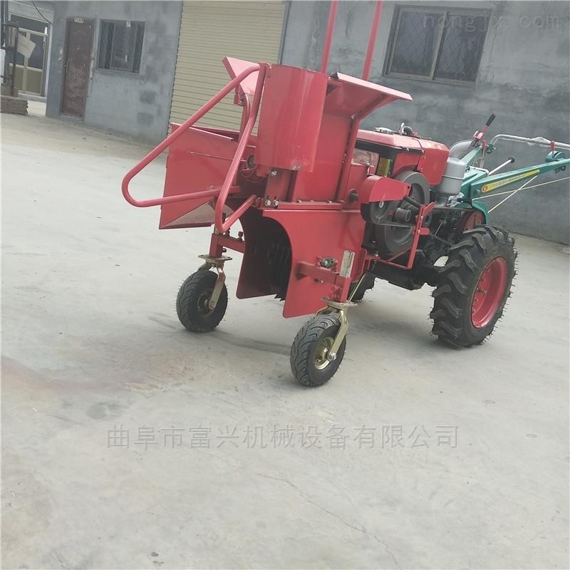 玉米秸秆粉碎收获机 玉米收割机 掰棒子机