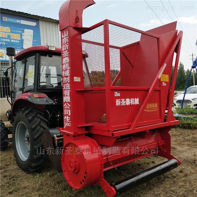 st-1300-玉米秸秆青贮饲料收获机15年zui新型 青贮秸秆收获机经久耐用