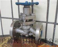 铸钢法兰柱塞阀 不锈钢阀门厂家
