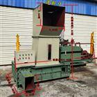 JX-DB加厚槽钢液压打捆机 大量废纸打包机