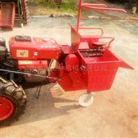 柴油电启动单垄苞米收获机生产厂家