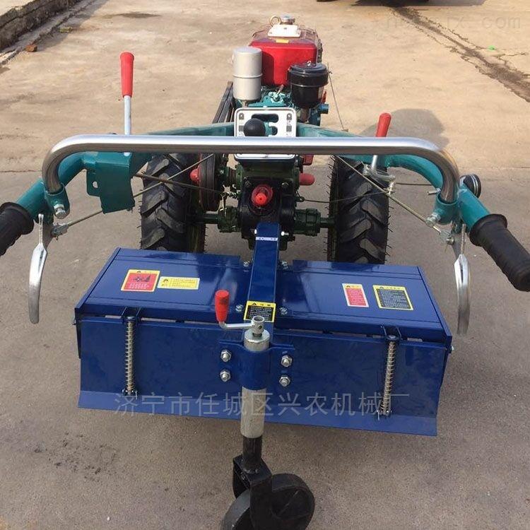 高效耐用手扶拖拉機手扶帶旋耕耙犁地開溝機