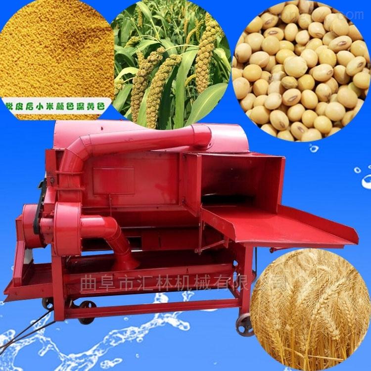 陕西稻麦高粱谷子脱粒机