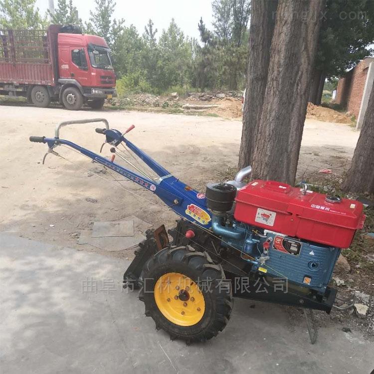 水旱两用柴油手扶拖拉机