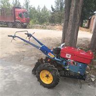 12马力农用耕地犁地手扶拖拉机