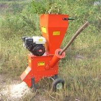 小区物业专用树枝粉碎机