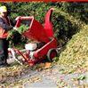 绿化带园林树枝粉碎机