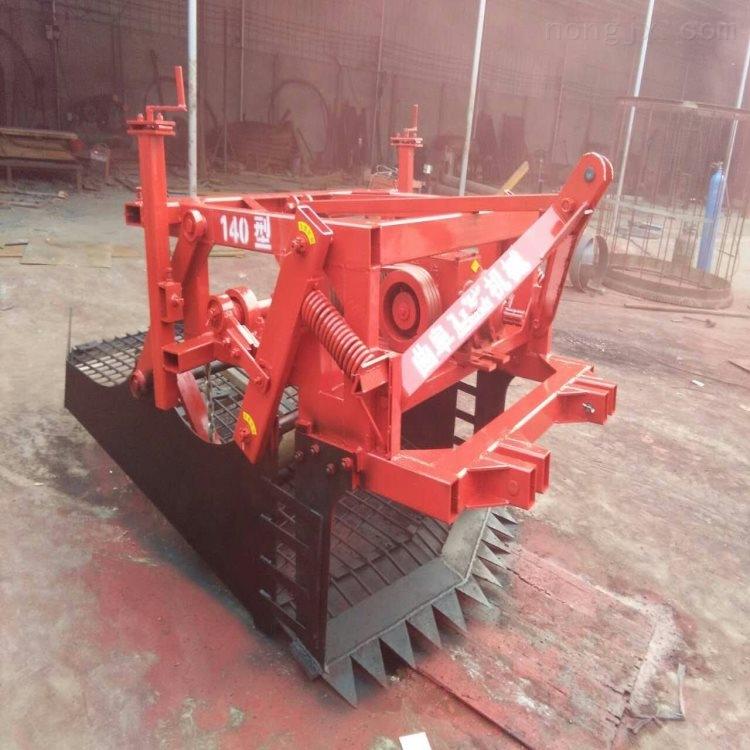 安徽半夏药材挖掘机 麦冬收获机生产厂家