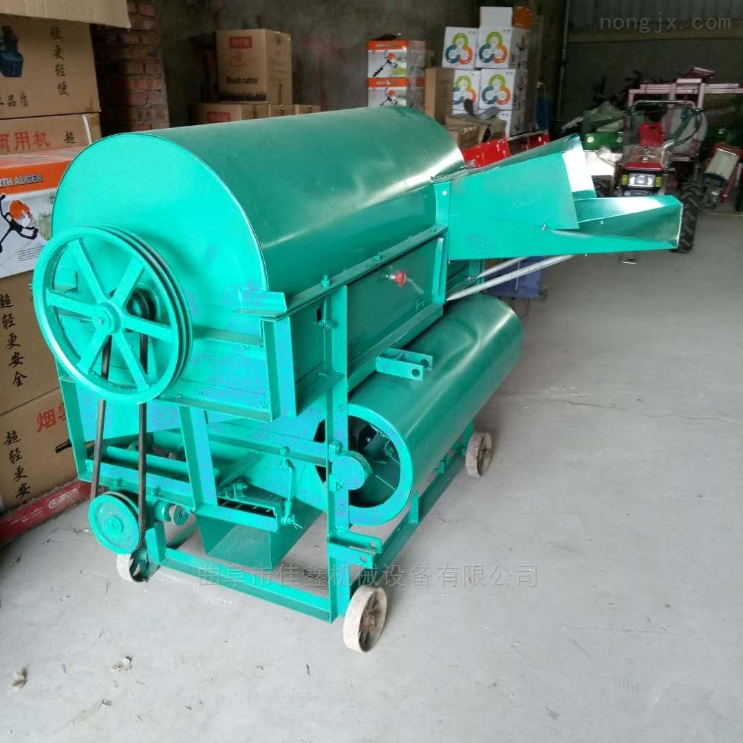 大型拖拉機帶花生摘果機 電動打果子機
