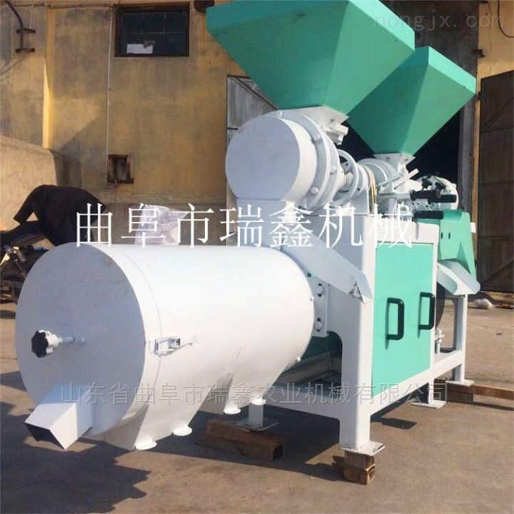 玉米深加工设备 东北商用玉米碴子机
