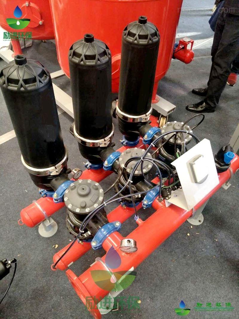 供热系统叠片过滤器工作原理