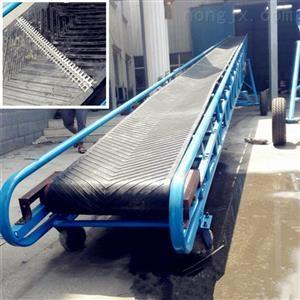 湖南调速式行走式水泥运输机胶带输送机型号