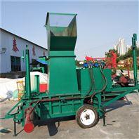 青储打包机 液压青贮秸秆压块机生产厂家