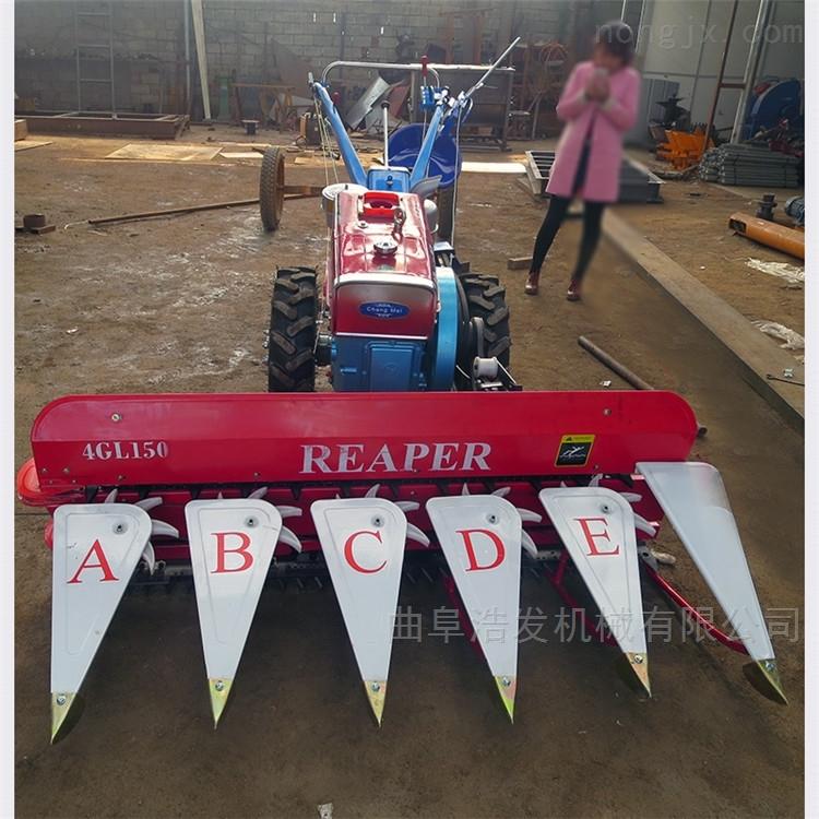 大马力拖拉机带割晒机 稳固耐用收割机厂家