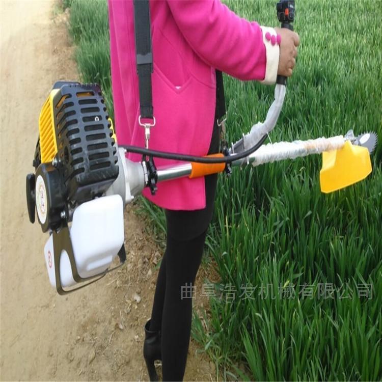 多种刀头除草机配置 一边倒牧草割草机型号