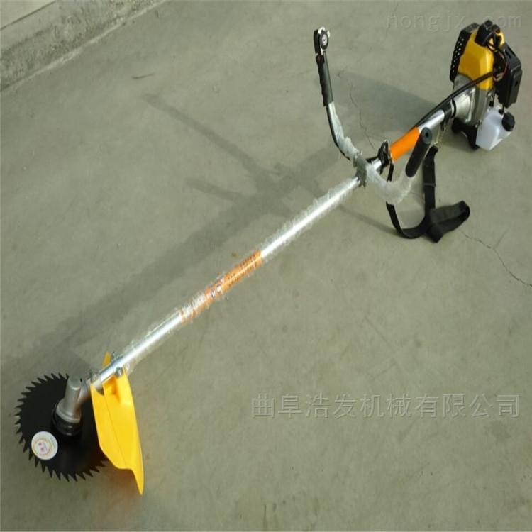 能切割树枝的汽油割草机 四冲程果园除草机