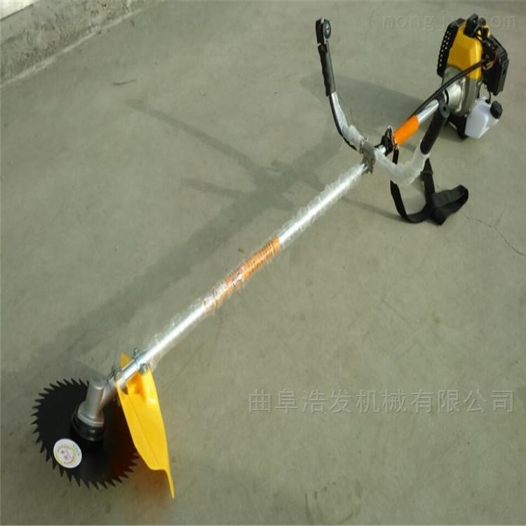 充电式电动割草机 果园清理杂草用除草机