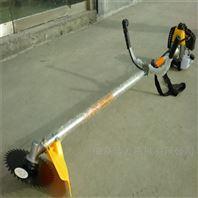 环保型背负式割草机 汽油手推式剪草机型号