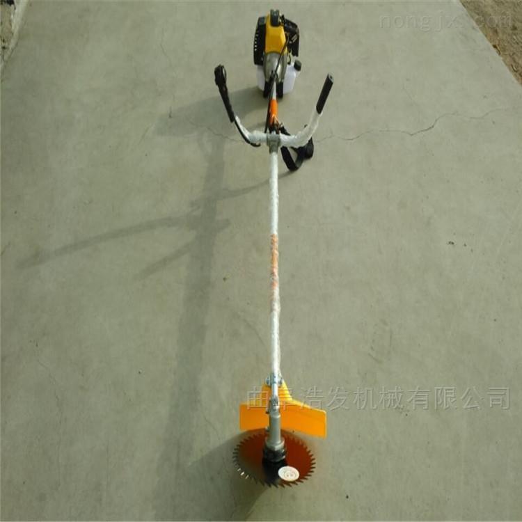 充电式电动割草机 汽油自走式田园除草机