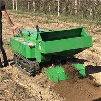 果园施肥机自走式履带田园管理机报价